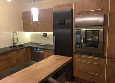 Privatküche-