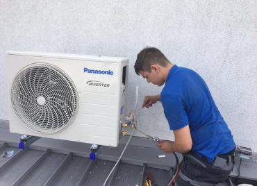 Split Klimaanlage-