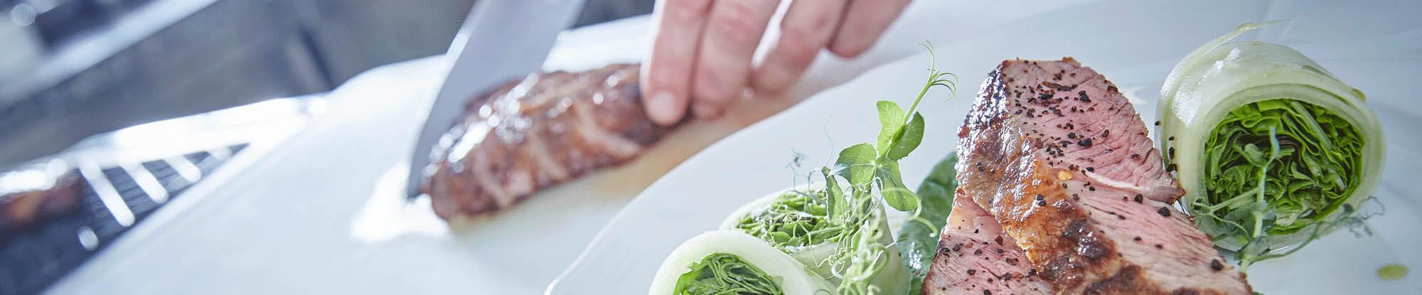 Ausstattung für Restaurant und Gasthaus-