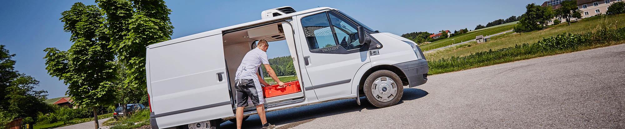 Ausstattung für Kühlfahrzeuge-
